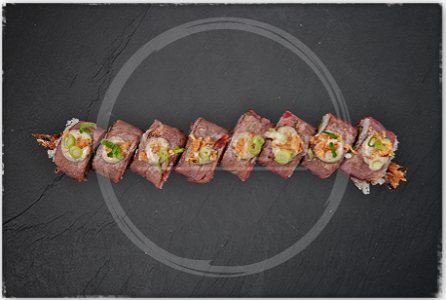 Foto Surf & Turf Roll